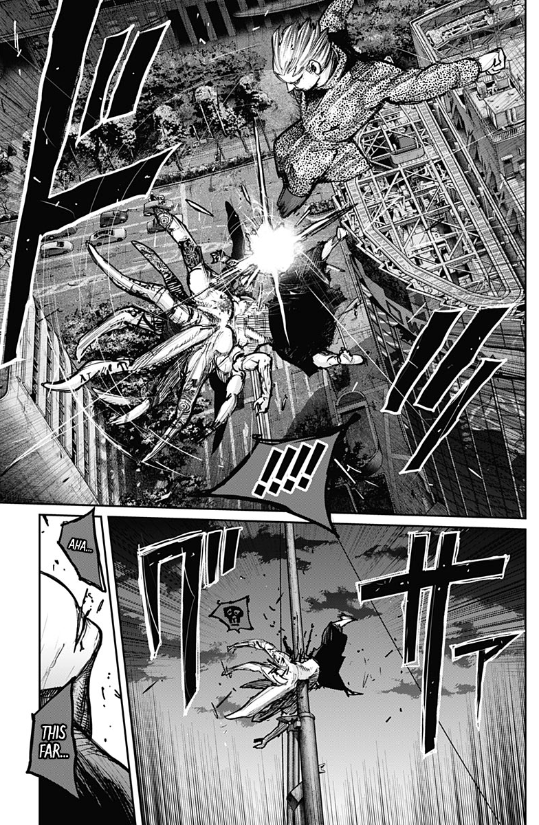 Tokyo Ghoulre Chapter 170  Online Free Manga Read Image 16
