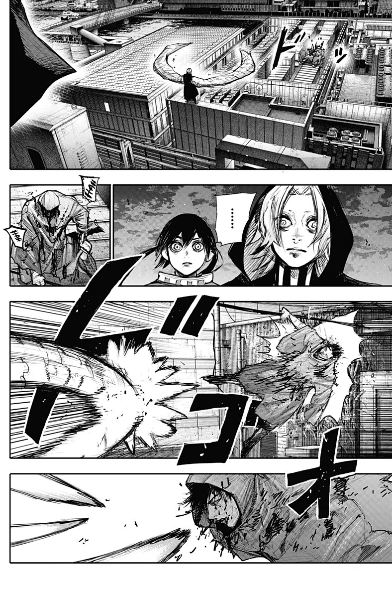 Tokyo Ghoulre Chapter 170  Online Free Manga Read Image 3