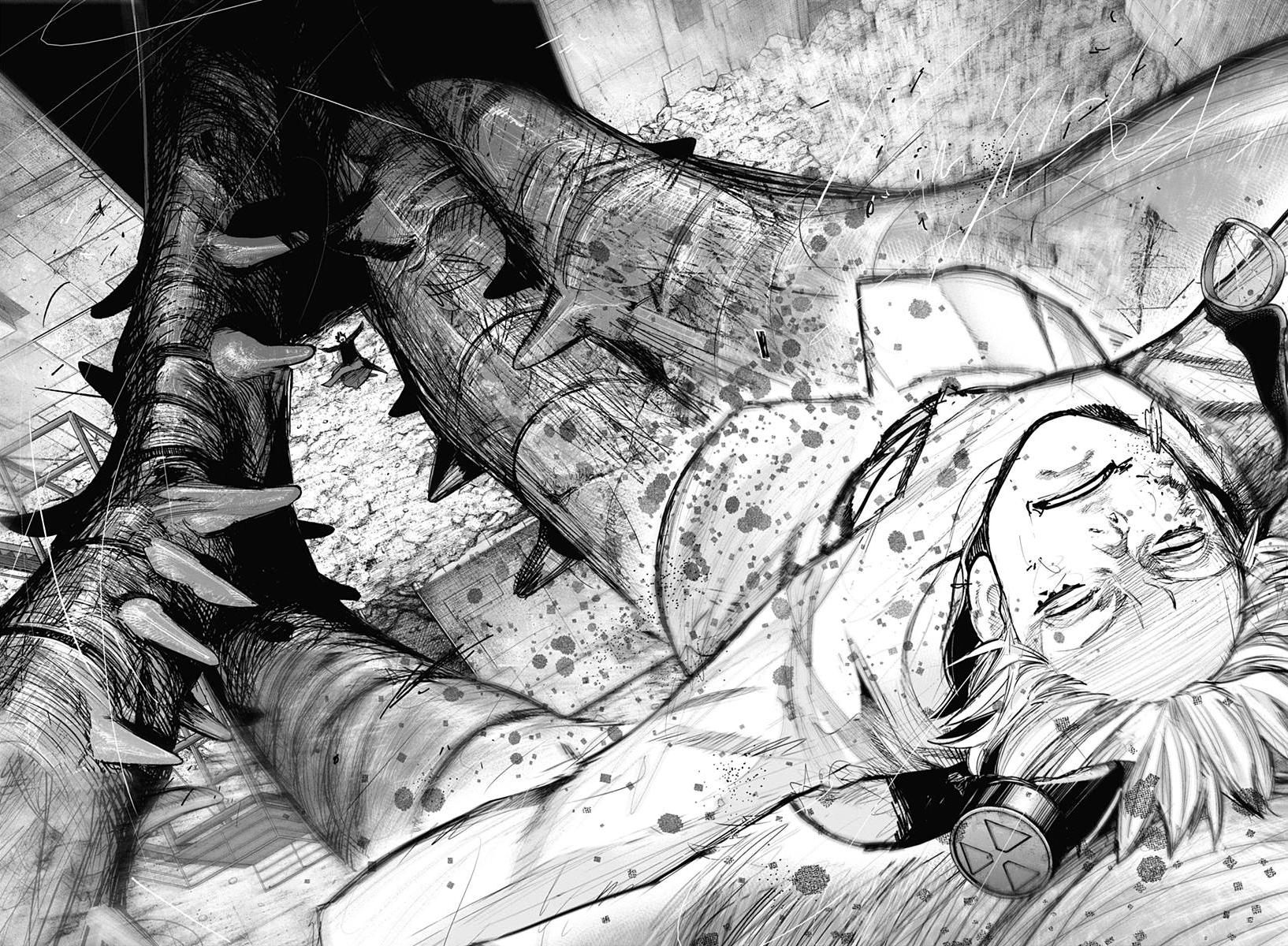Tokyo Ghoulre Chapter 172  Online Free Manga Read Image 15