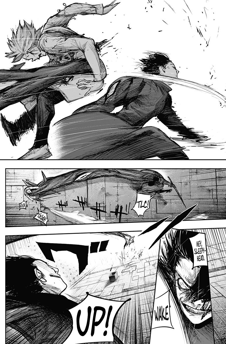 Tokyo Ghoulre Chapter 173  Online Free Manga Read Image 15