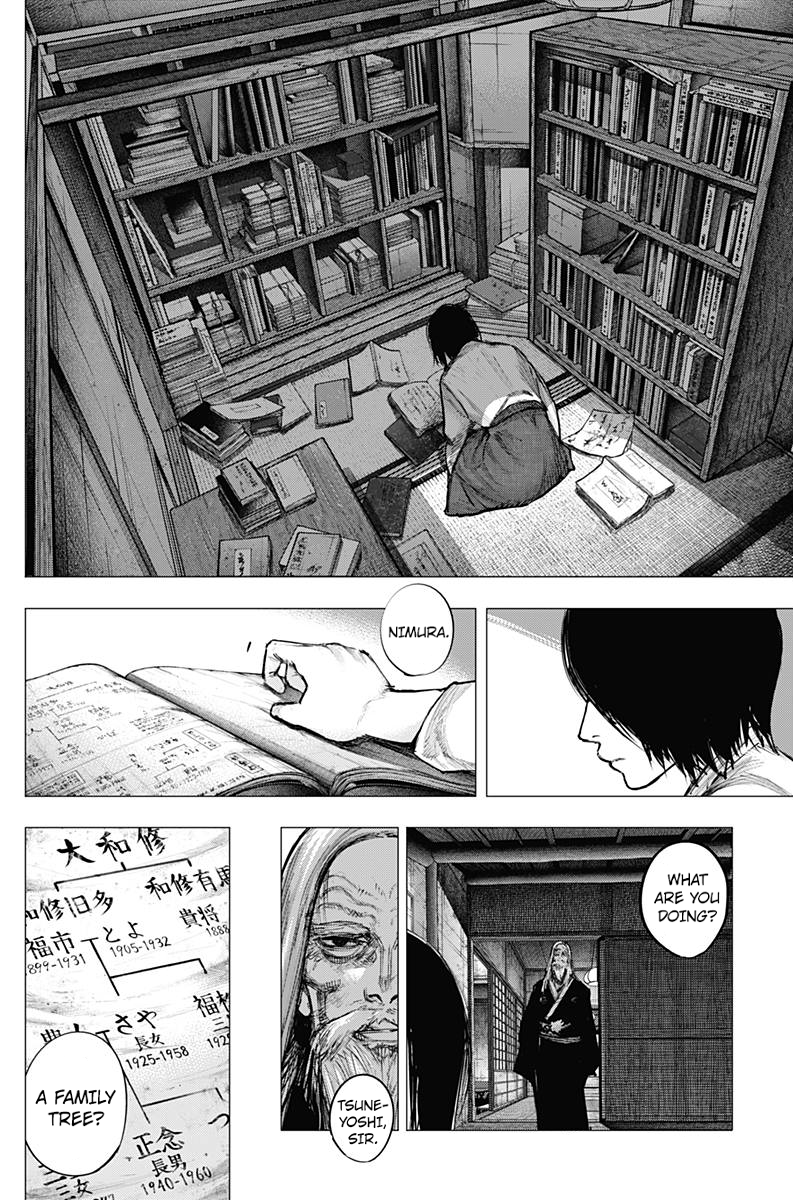 Tokyo Ghoulre Chapter 174  Online Free Manga Read Image 5