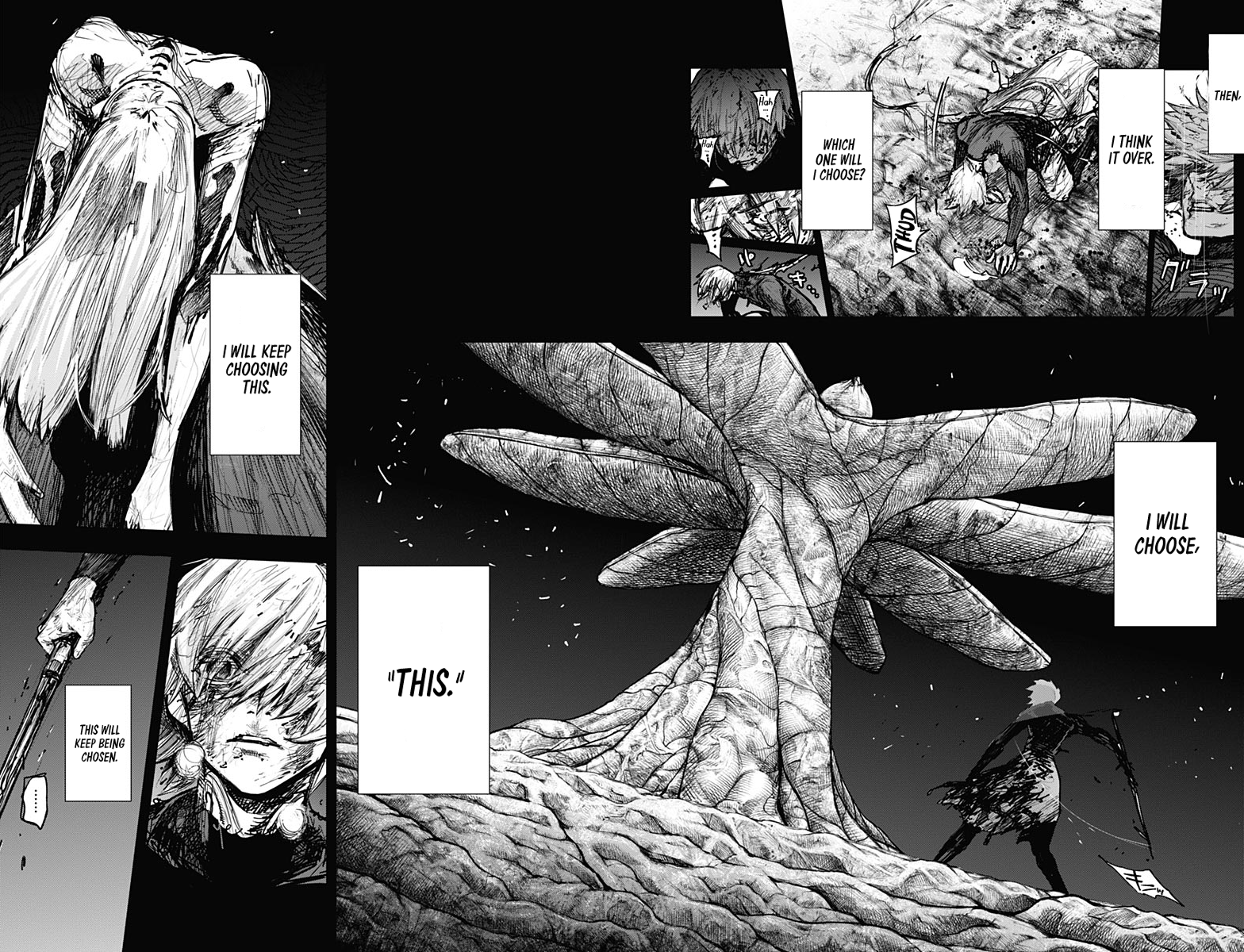 Tokyo Ghoulre Chapter 177  Online Free Manga Read Image 14