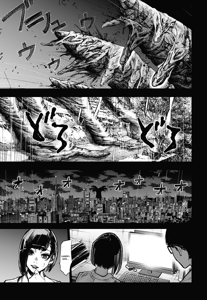 Tokyo Ghoulre Chapter 178  Online Free Manga Read Image 6
