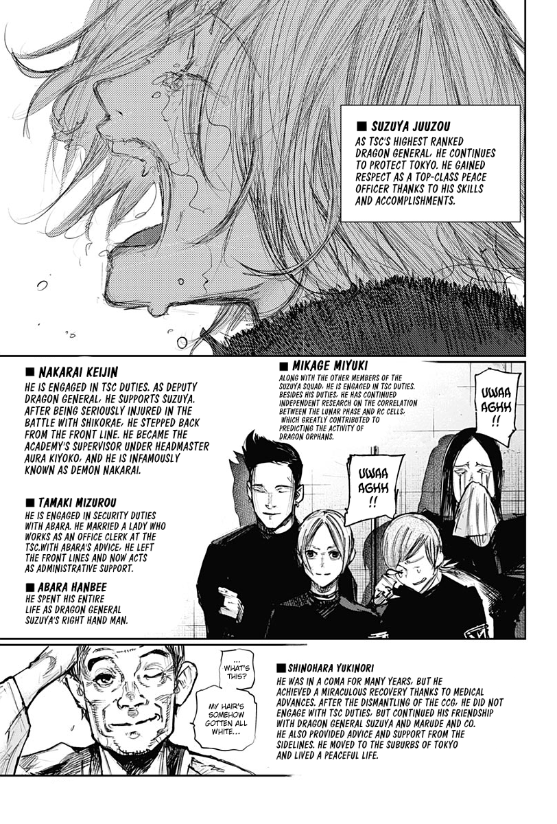 Tokyo Ghoulre Chapter 179  Online Free Manga Read Image 15
