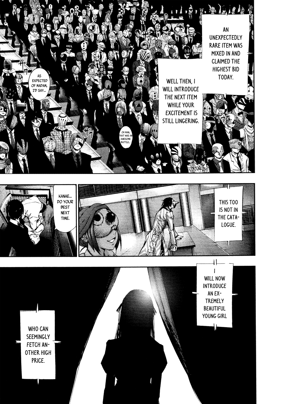 Tokyo Ghoulre Chapter 18  Online Free Manga Read Image 12