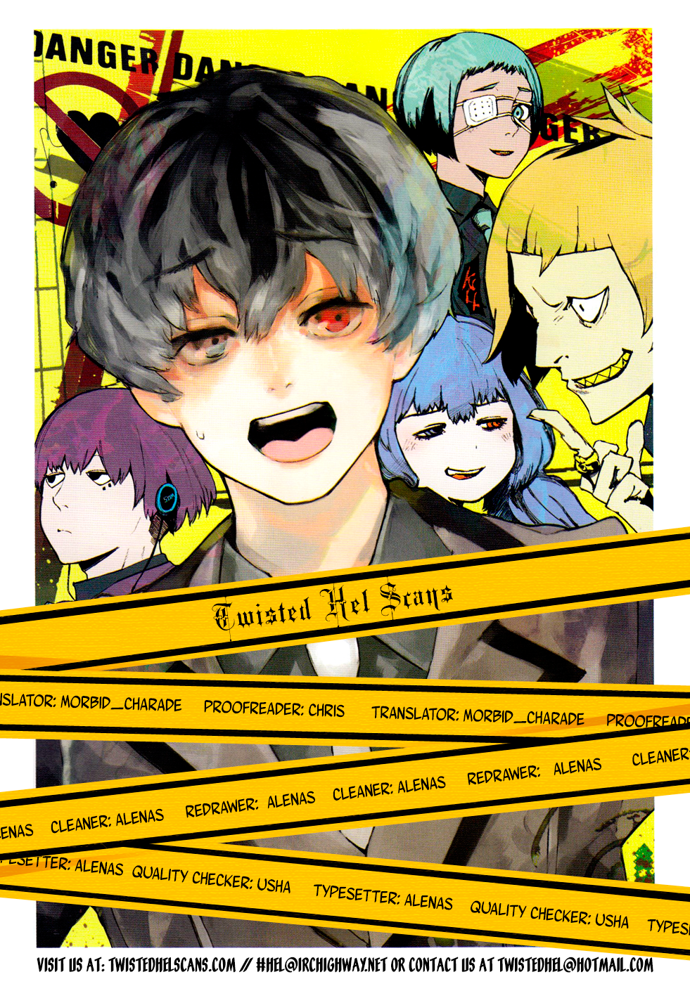 Tokyo Ghoulre Chapter 18  Online Free Manga Read Image 19