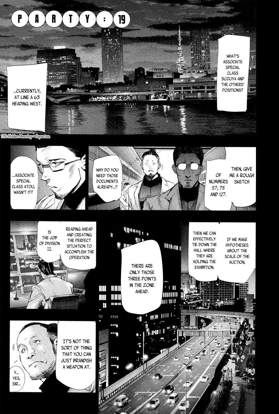 Tokyo Ghoulre Chapter 19  Online Free Manga Read Image 2