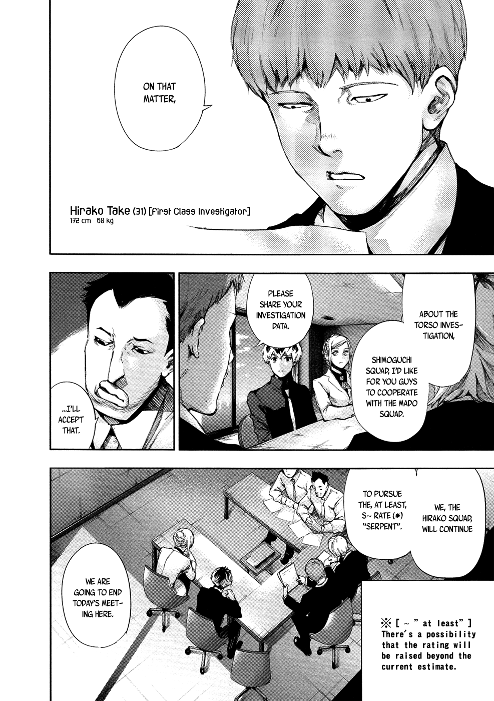 Tokyo Ghoulre Chapter 2  Online Free Manga Read Image 11