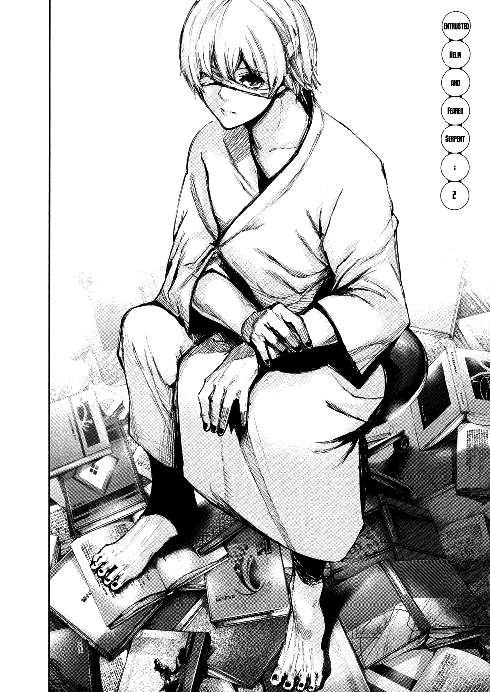 Tokyo Ghoulre Chapter 2  Online Free Manga Read Image 3