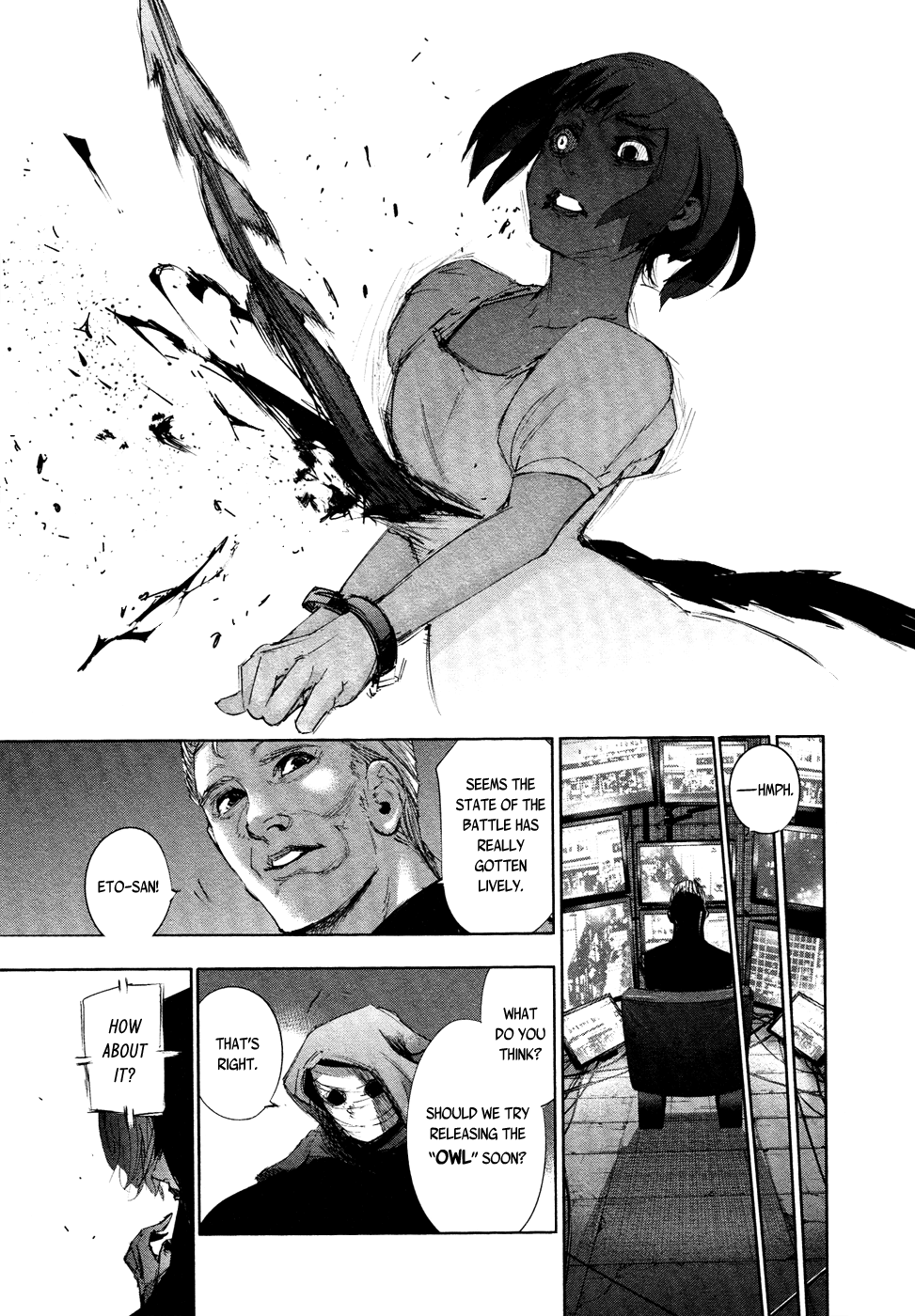 Tokyo Ghoulre Chapter 20  Online Free Manga Read Image 18