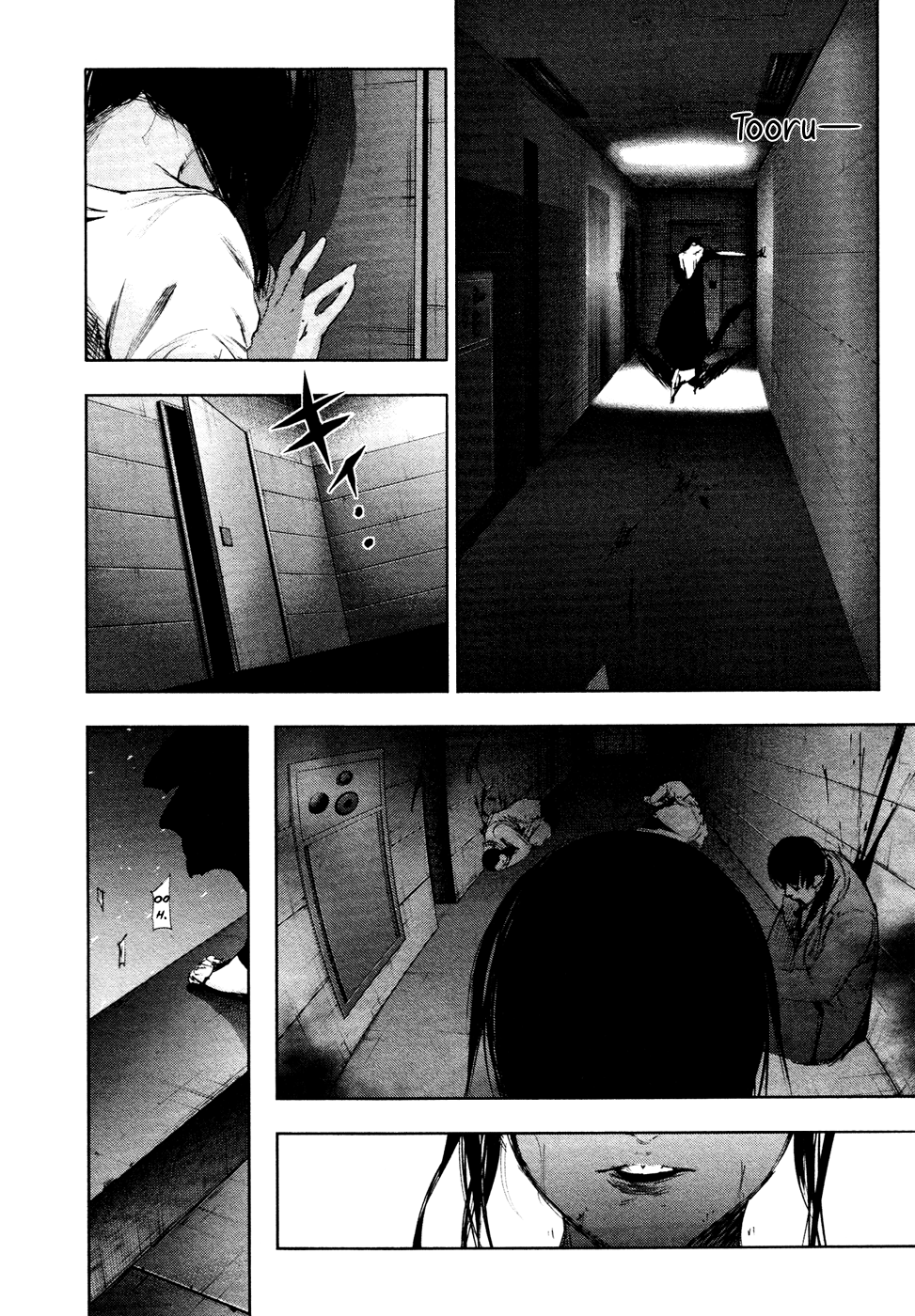 Tokyo Ghoulre Chapter 21  Online Free Manga Read Image 20