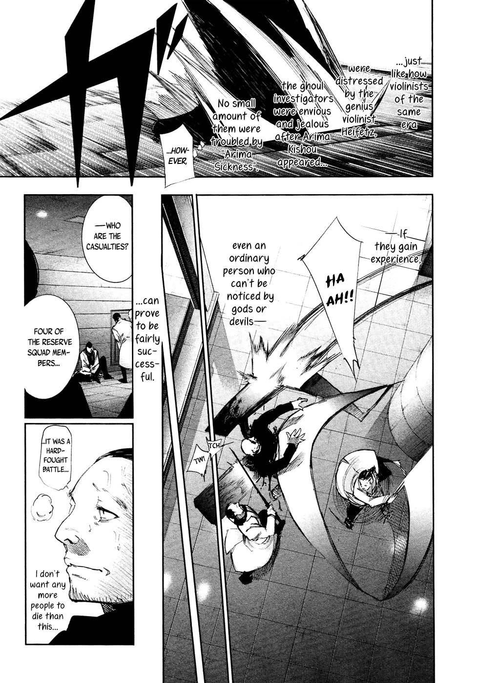 Tokyo Ghoulre Chapter 21  Online Free Manga Read Image 23