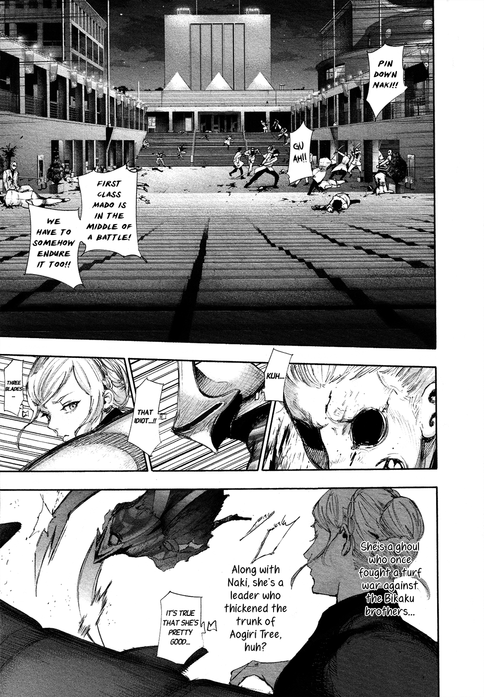 Tokyo Ghoulre Chapter 24  Online Free Manga Read Image 6