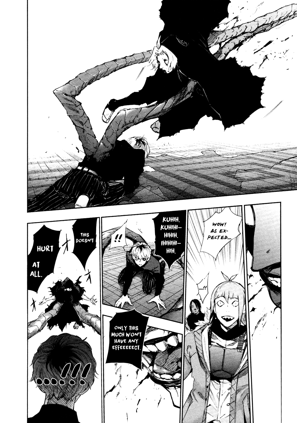 Tokyo Ghoulre Chapter 25  Online Free Manga Read Image 6