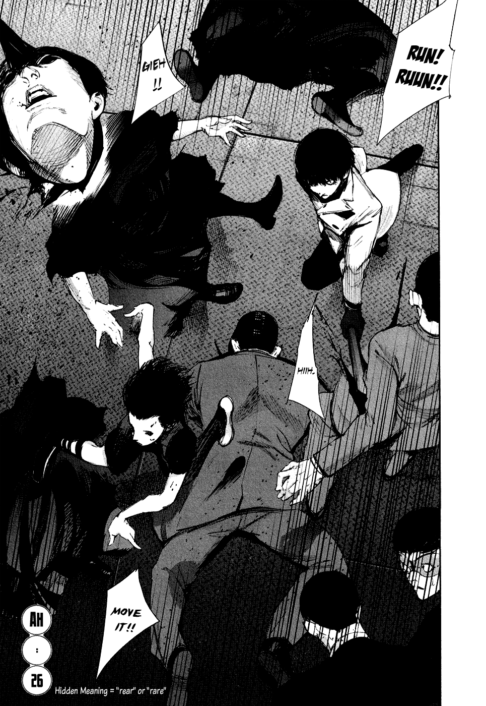 Tokyo Ghoulre Chapter 26  Online Free Manga Read Image 2