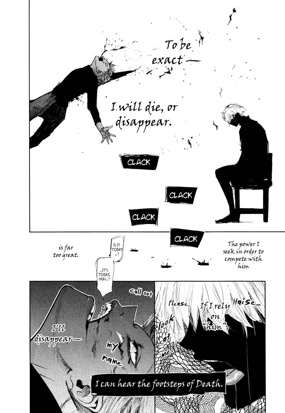 Tokyo Ghoulre Chapter 27  Online Free Manga Read Image 19