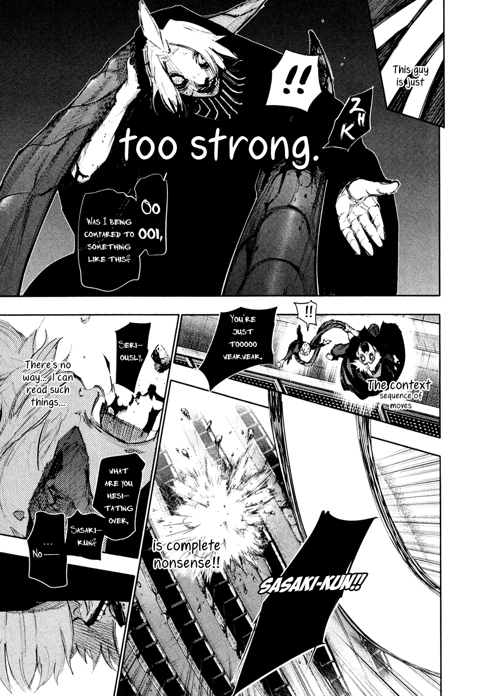 Tokyo Ghoulre Chapter 28  Online Free Manga Read Image 12