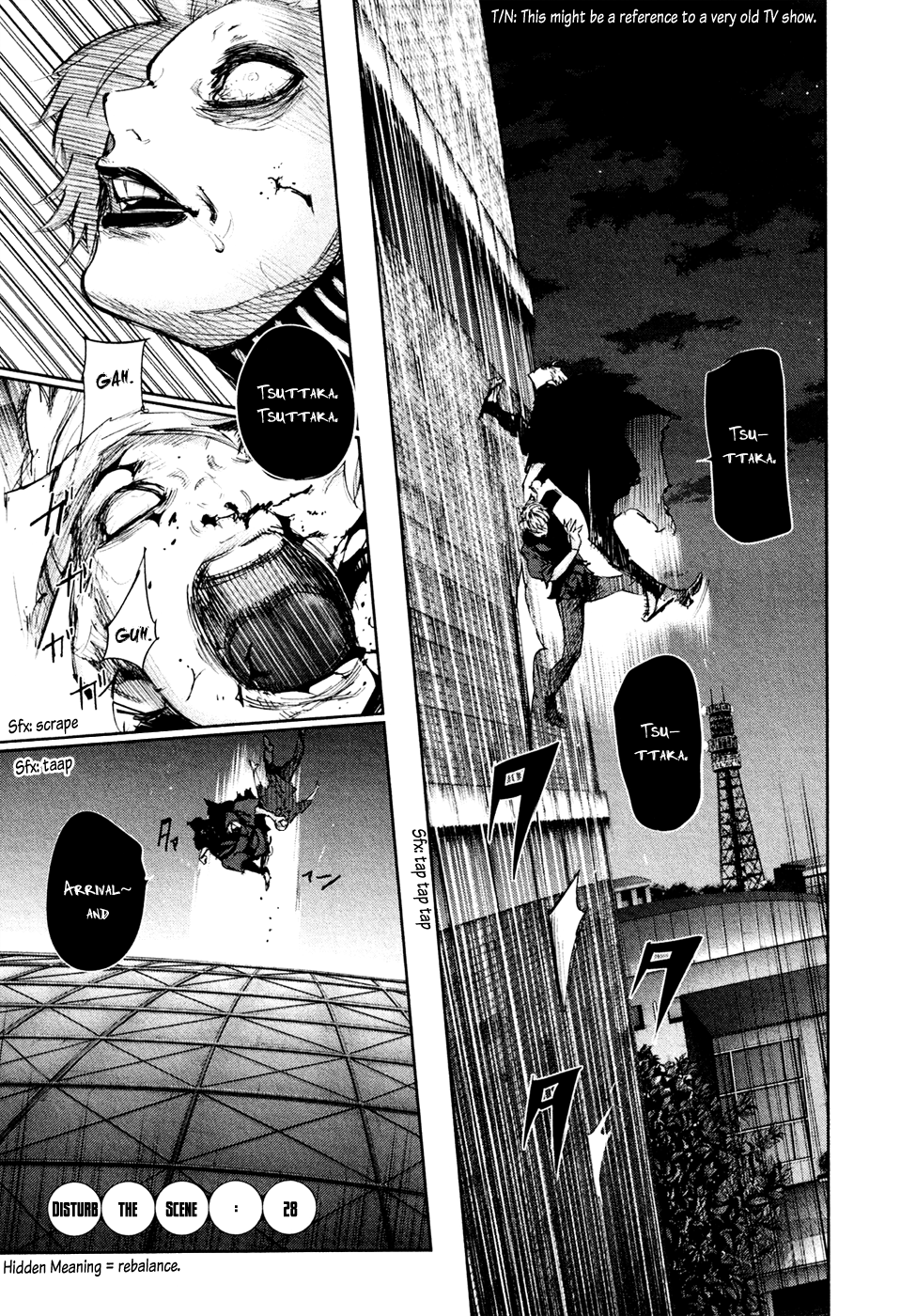 Tokyo Ghoulre Chapter 28  Online Free Manga Read Image 2