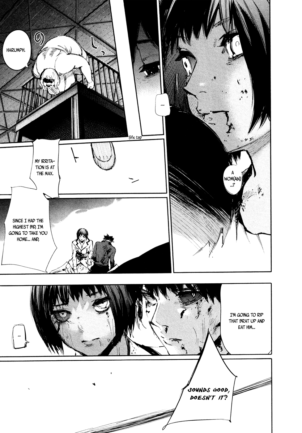 Tokyo Ghoulre Chapter 29  Online Free Manga Read Image 14