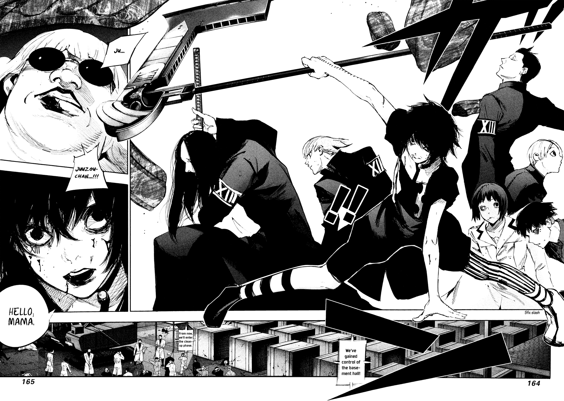 Tokyo Ghoulre Chapter 29  Online Free Manga Read Image 15