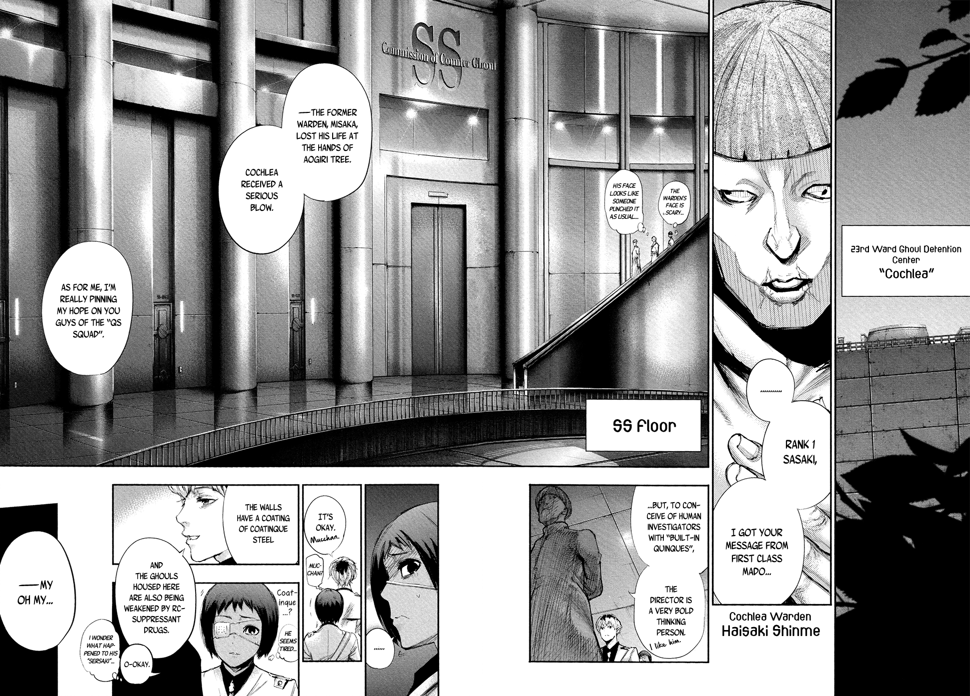 Tokyo Ghoulre Chapter 3  Online Free Manga Read Image 13