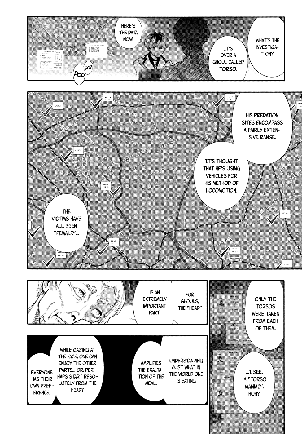Tokyo Ghoulre Chapter 3  Online Free Manga Read Image 16