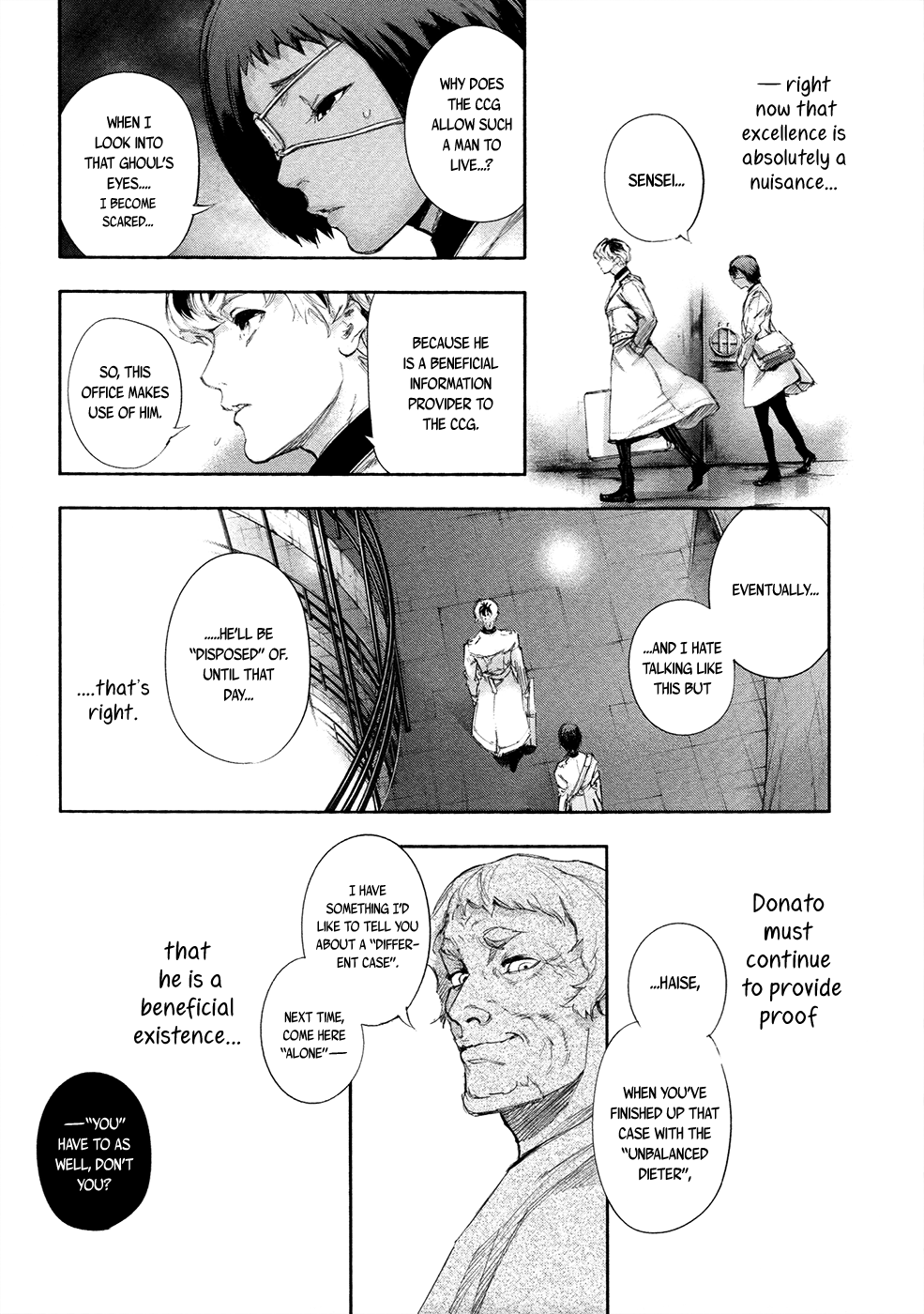Tokyo Ghoulre Chapter 3  Online Free Manga Read Image 19