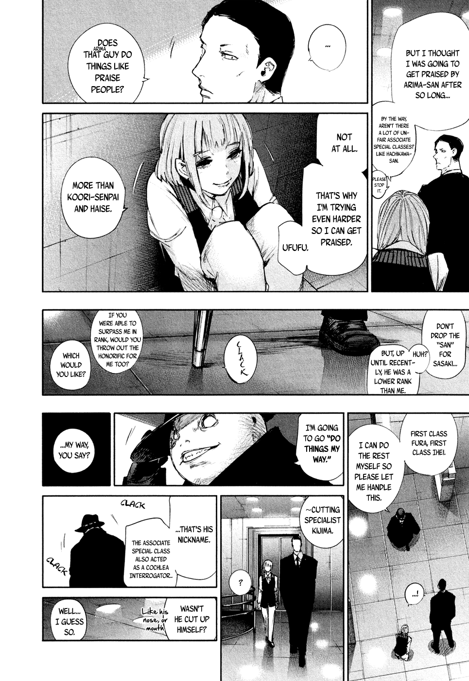 Tokyo Ghoulre Chapter 36  Online Free Manga Read Image 13