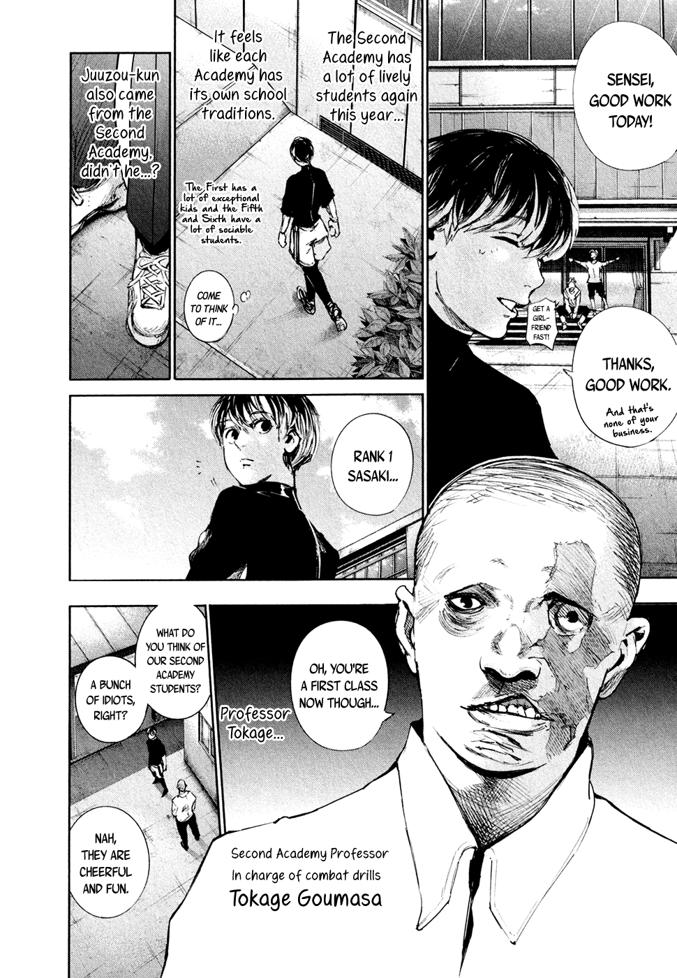 Tokyo Ghoulre Chapter 37  Online Free Manga Read Image 11