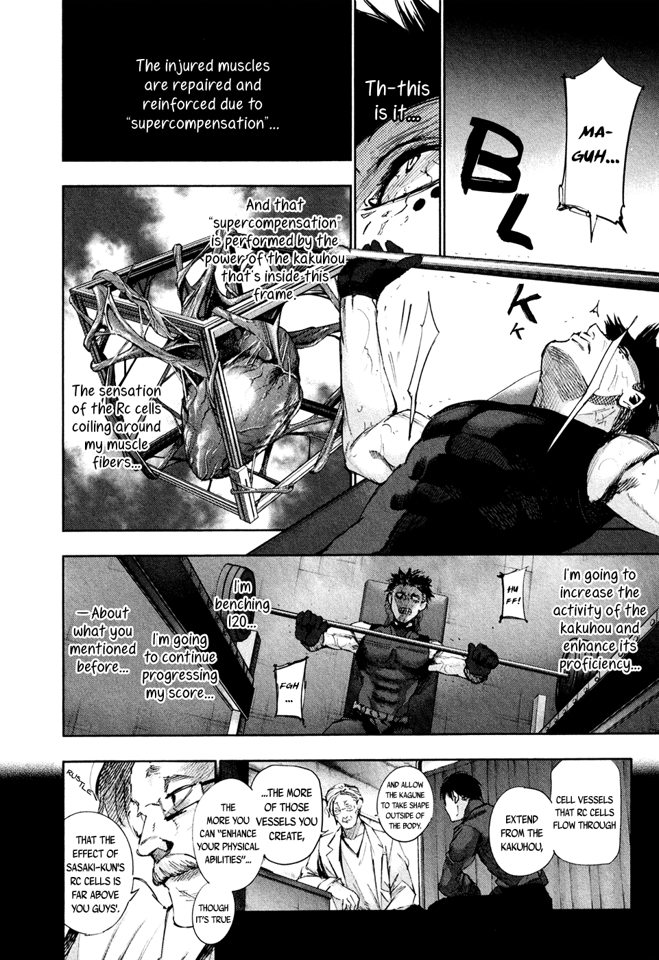 Tokyo Ghoulre Chapter 37  Online Free Manga Read Image 7