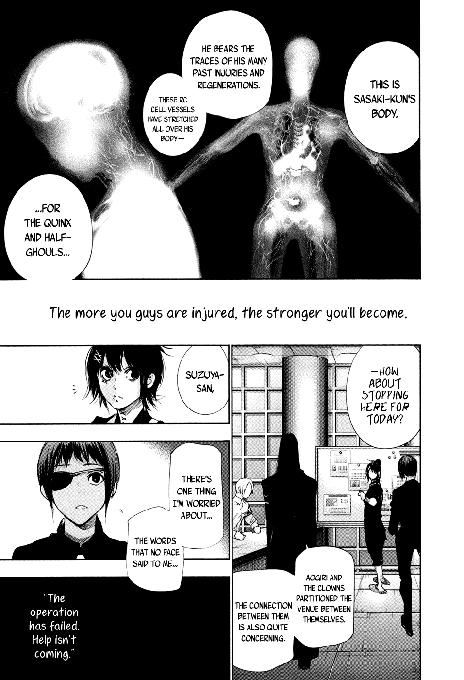 Tokyo Ghoulre Chapter 37  Online Free Manga Read Image 8