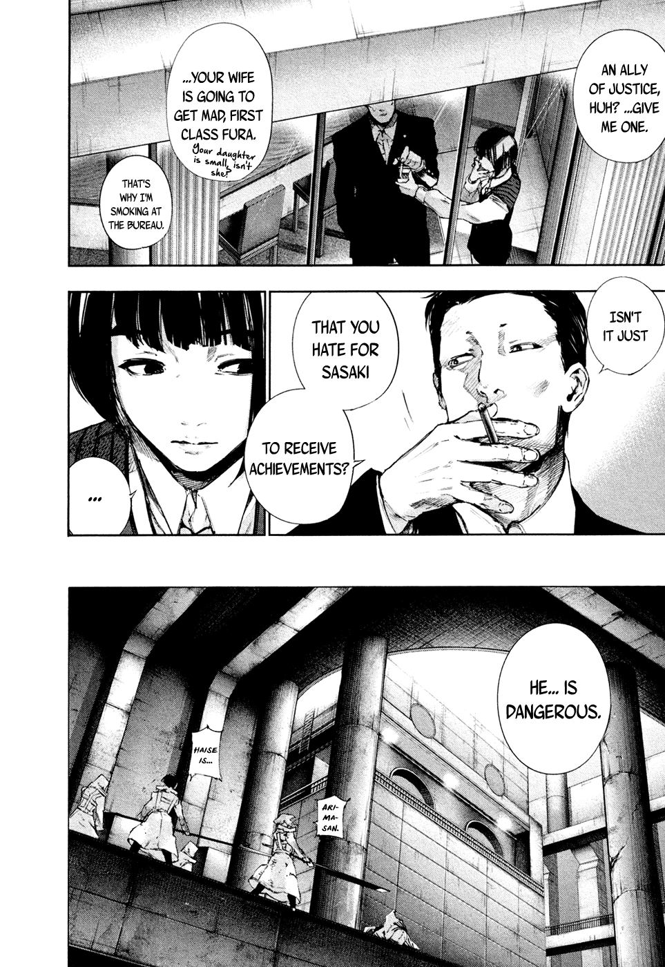 Tokyo Ghoulre Chapter 38  Online Free Manga Read Image 15