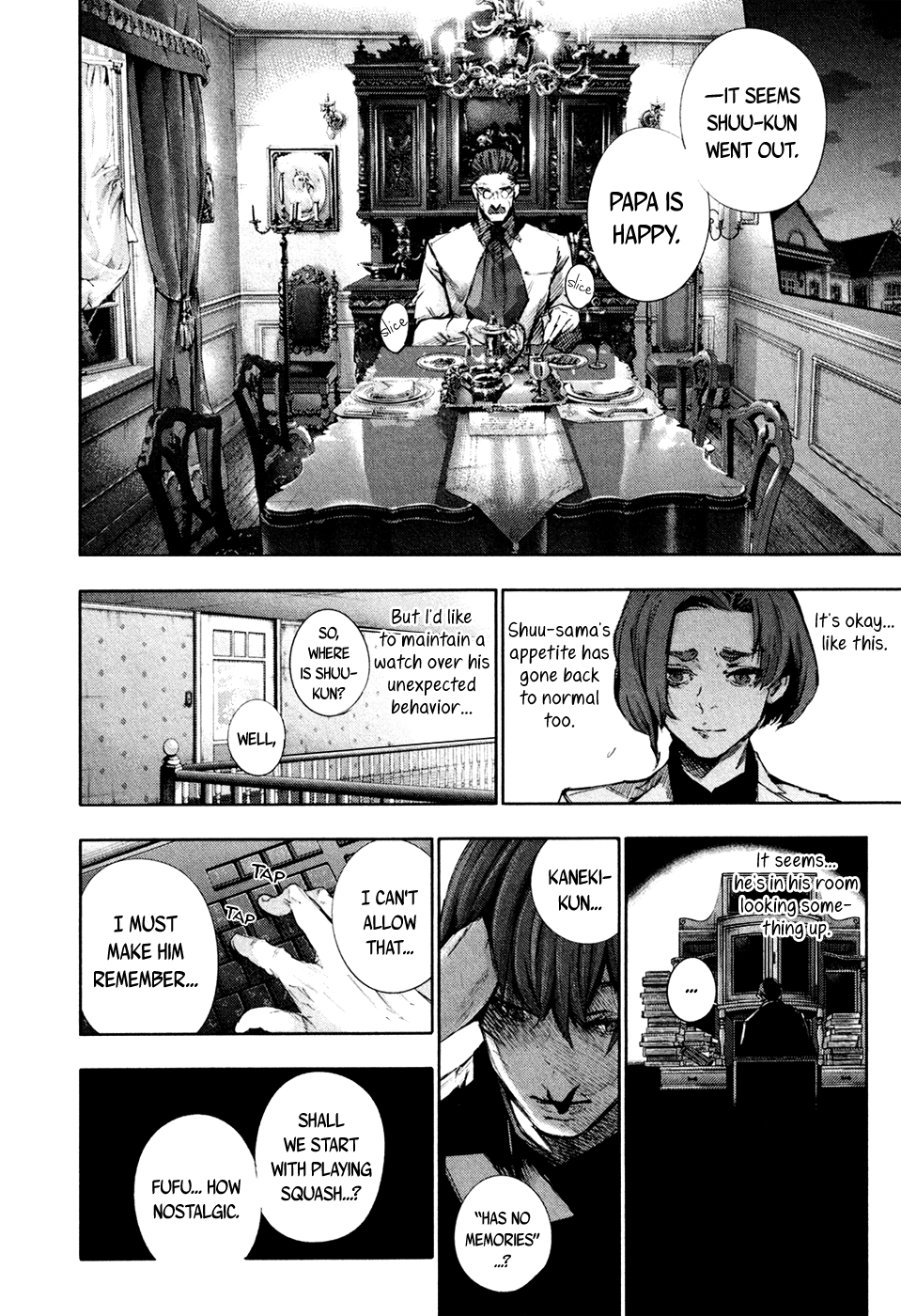 Tokyo Ghoulre Chapter 38  Online Free Manga Read Image 17