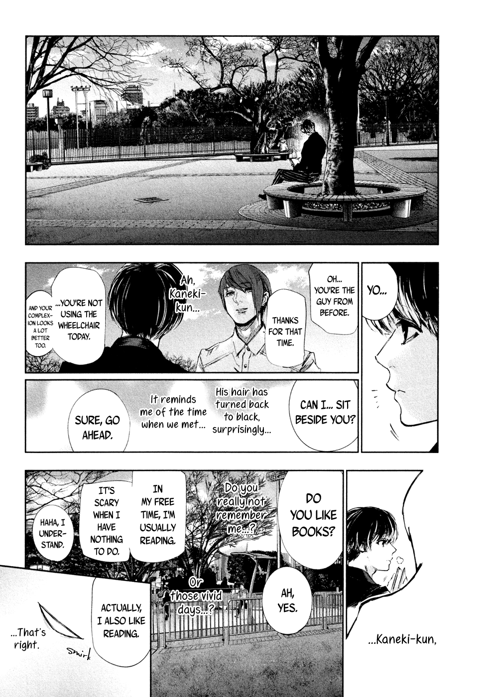 Tokyo Ghoulre Chapter 39  Online Free Manga Read Image 10