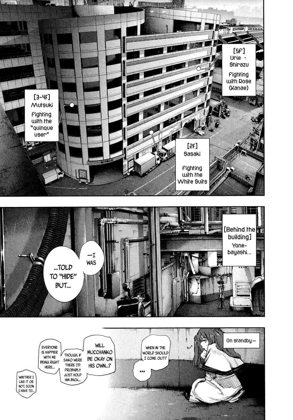 Tokyo Ghoulre Chapter 40  Online Free Manga Read Image 18