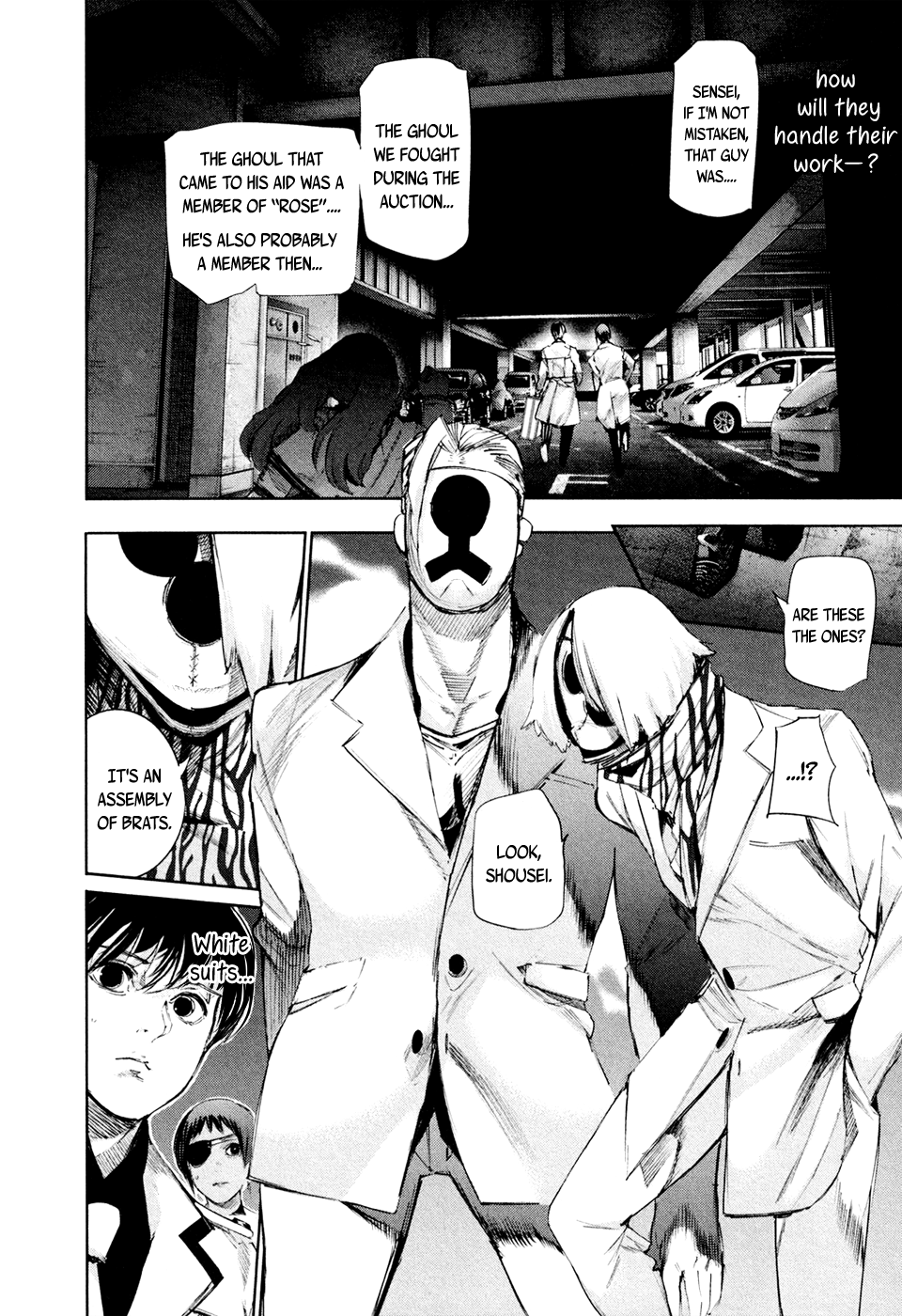 Tokyo Ghoulre Chapter 40  Online Free Manga Read Image 5
