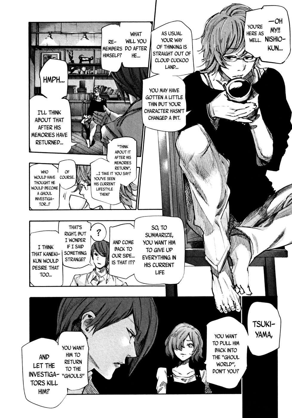 Tokyo Ghoulre Chapter 42  Online Free Manga Read Image 5