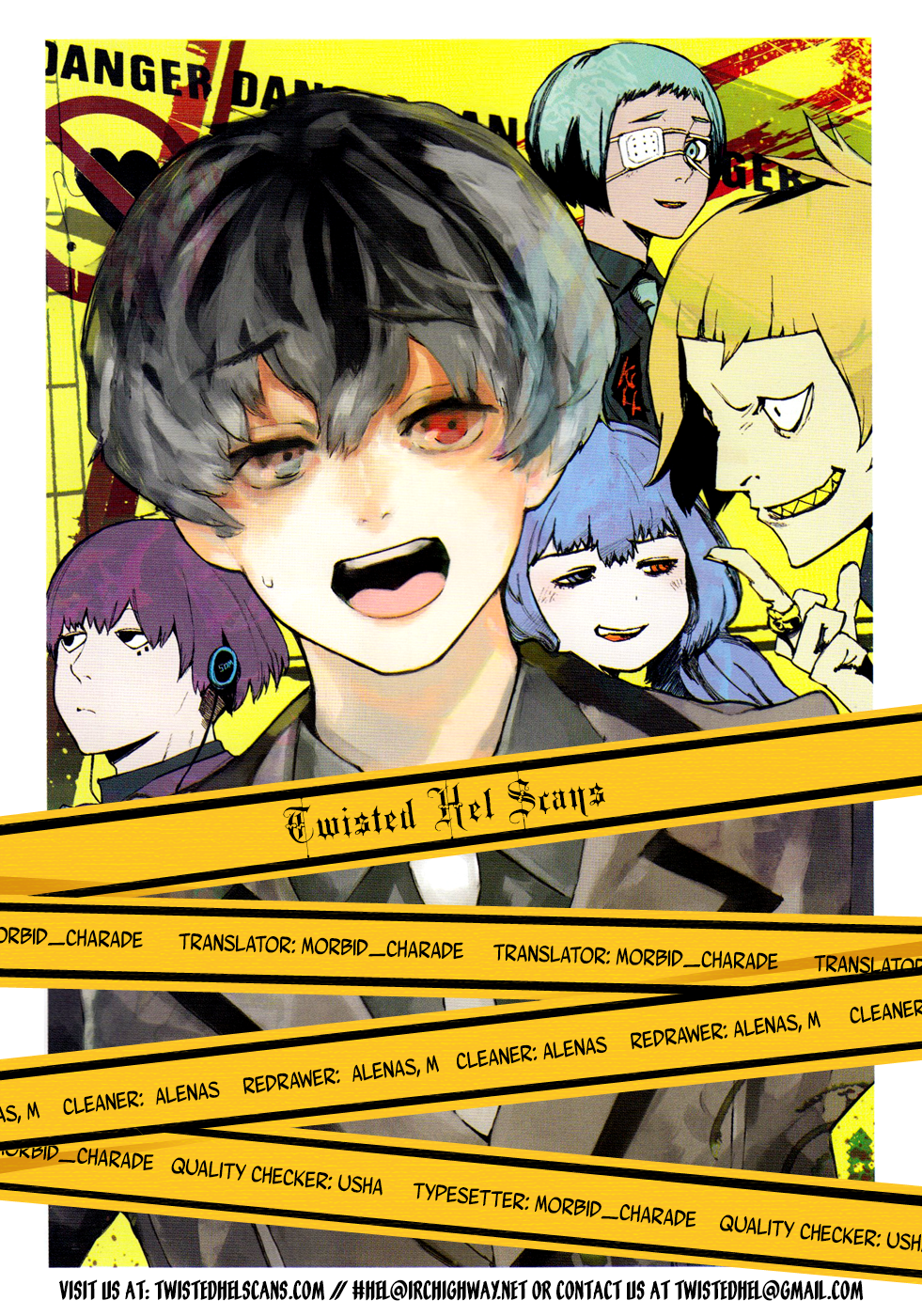 Tokyo Ghoulre Chapter 45  Online Free Manga Read Image 20