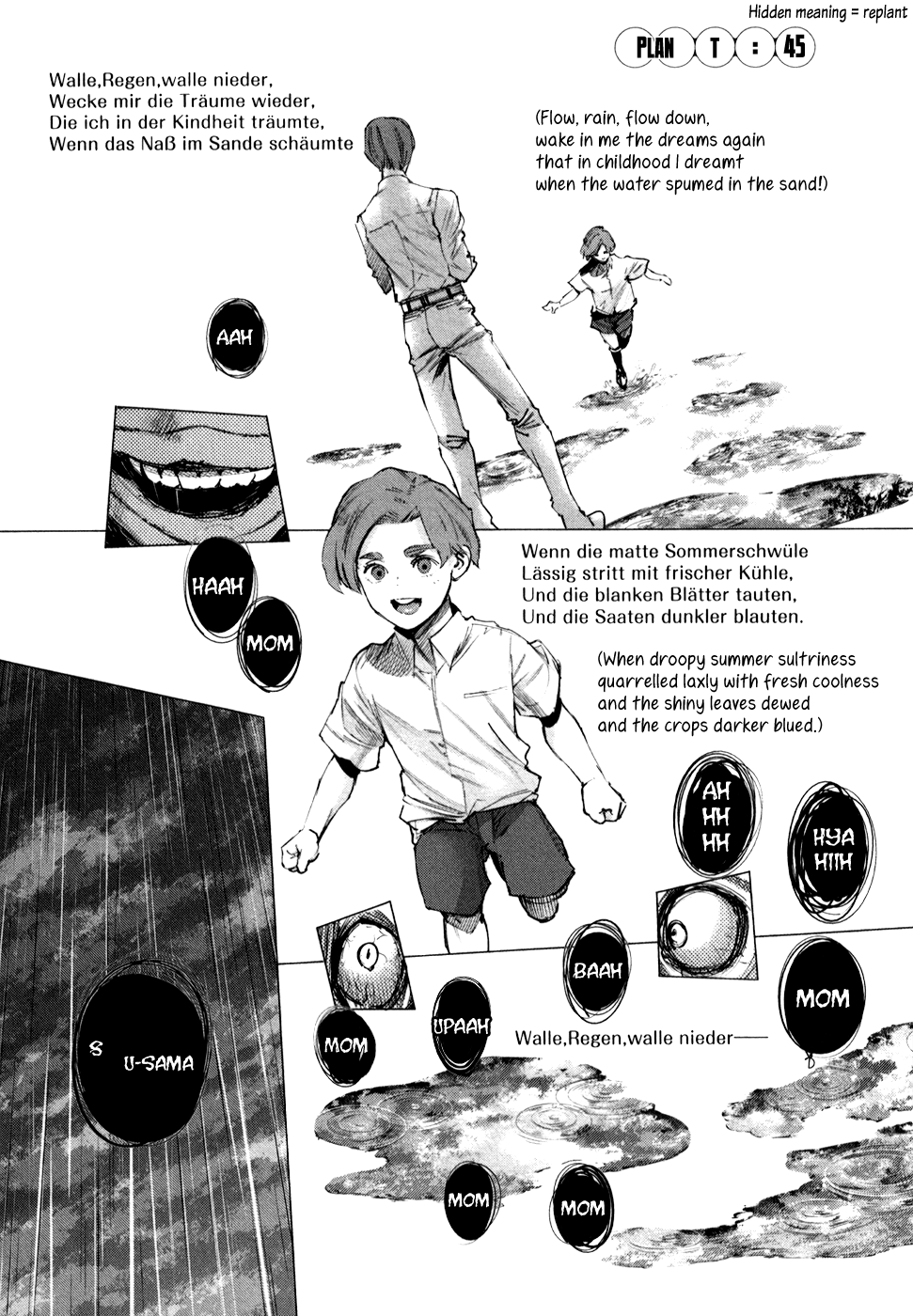Tokyo Ghoulre Chapter 45  Online Free Manga Read Image 4