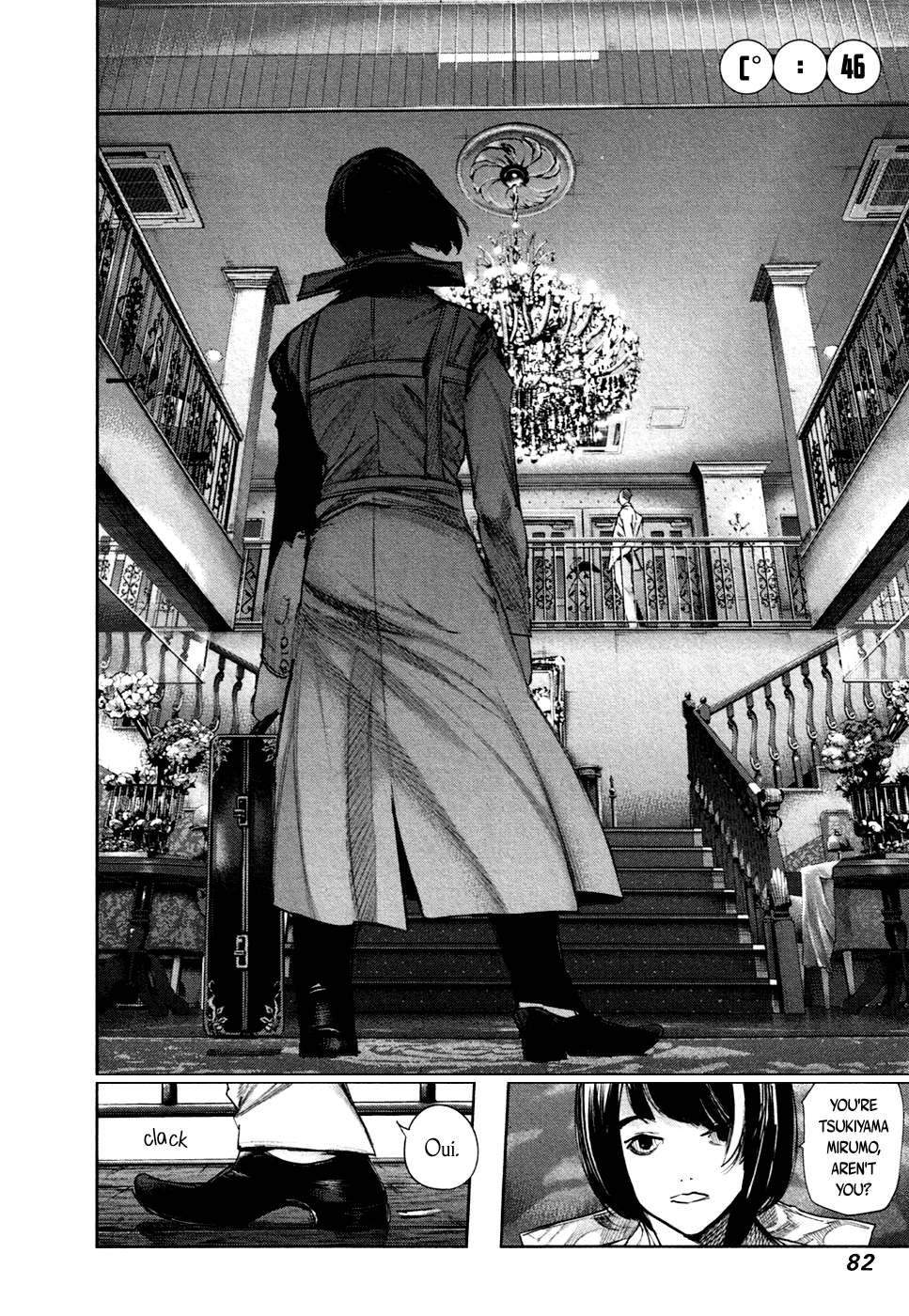 Tokyo Ghoulre Chapter 46  Online Free Manga Read Image 5
