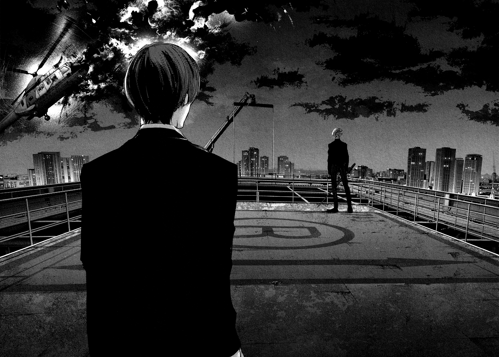 Tokyo Ghoulre Chapter 47  Online Free Manga Read Image 17