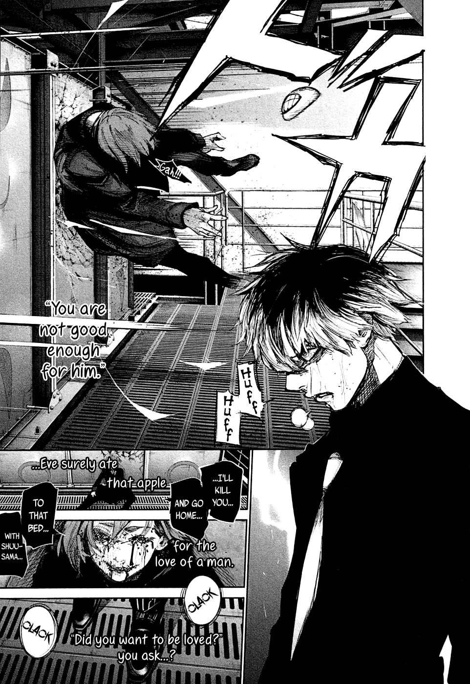 Tokyo Ghoulre Chapter 52  Online Free Manga Read Image 13