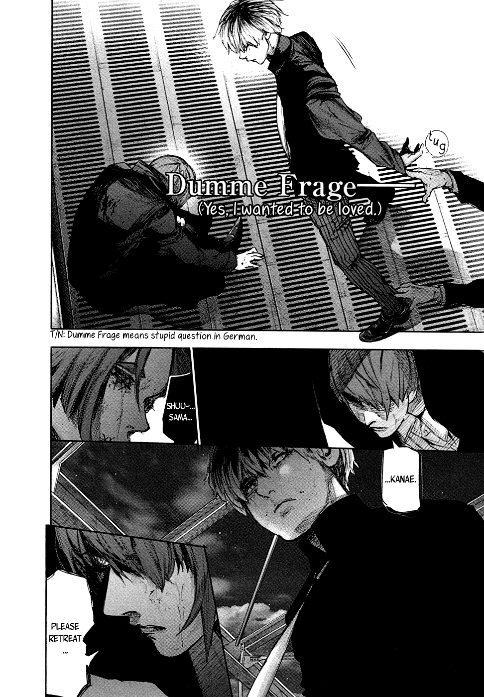 Tokyo Ghoulre Chapter 52  Online Free Manga Read Image 14