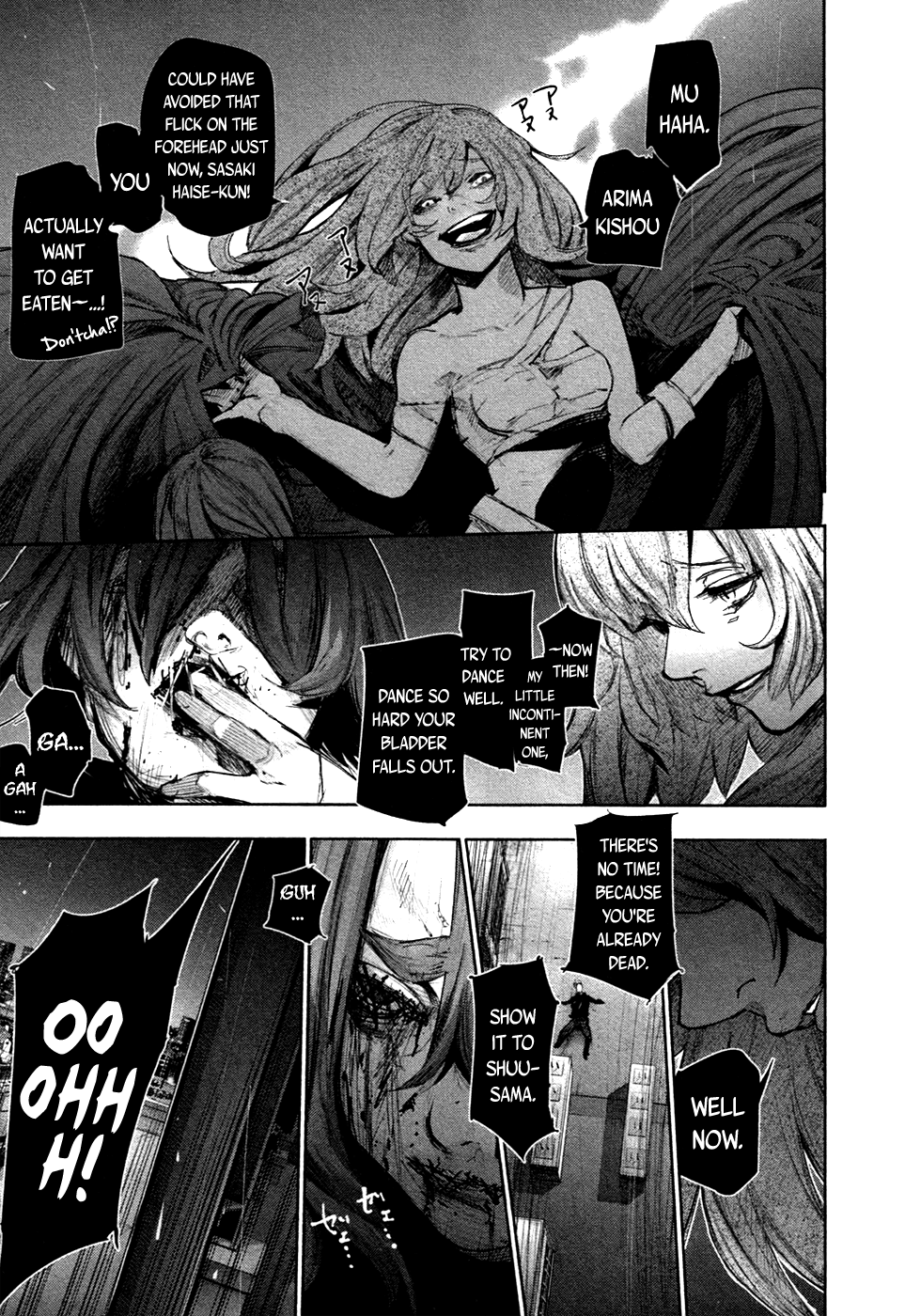 Tokyo Ghoulre Chapter 53  Online Free Manga Read Image 8