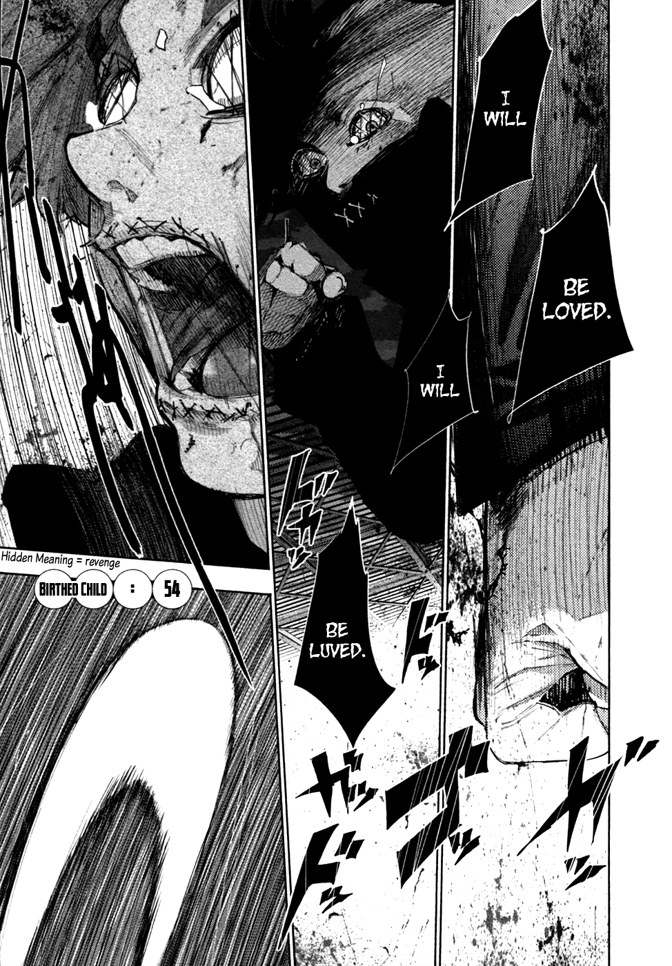 Tokyo Ghoulre Chapter 54  Online Free Manga Read Image 2