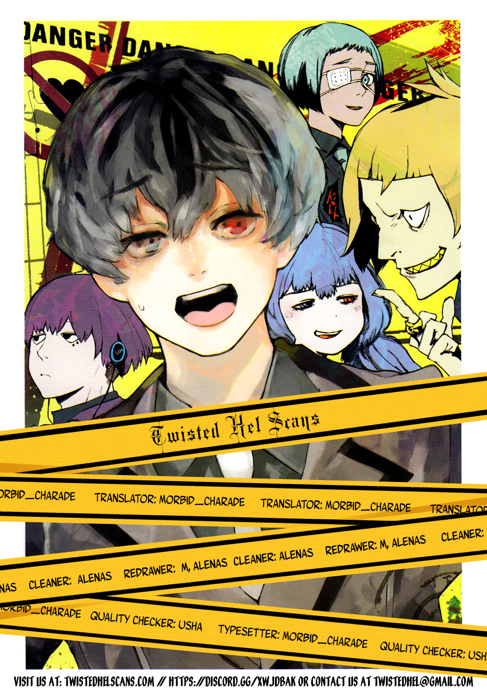Tokyo Ghoulre Chapter 58  Online Free Manga Read Image 18