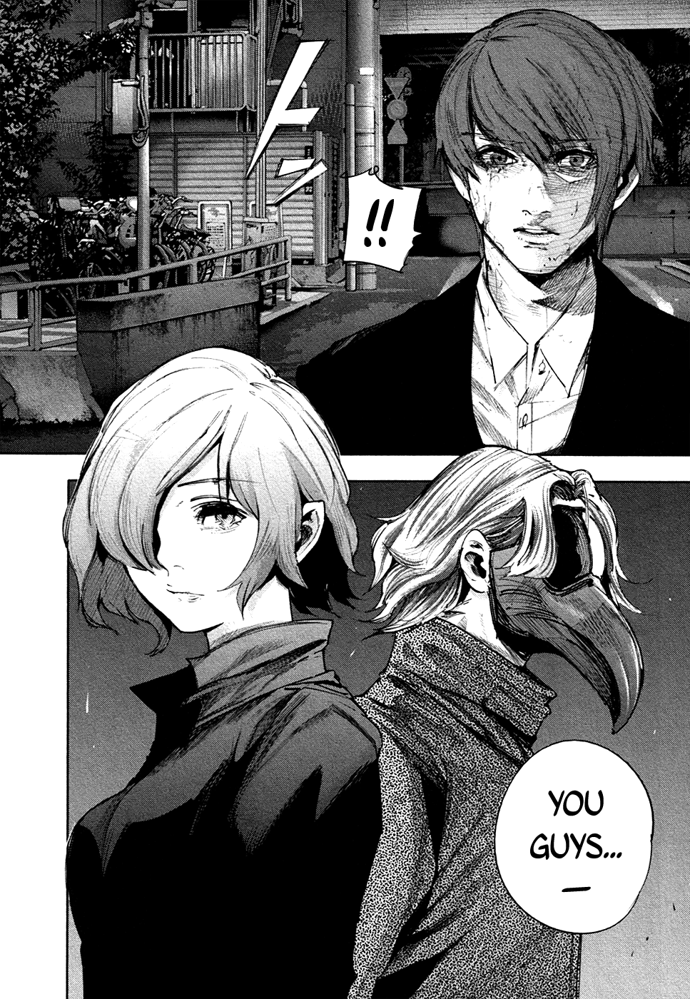 Tokyo Ghoulre Chapter 58  Online Free Manga Read Image 4