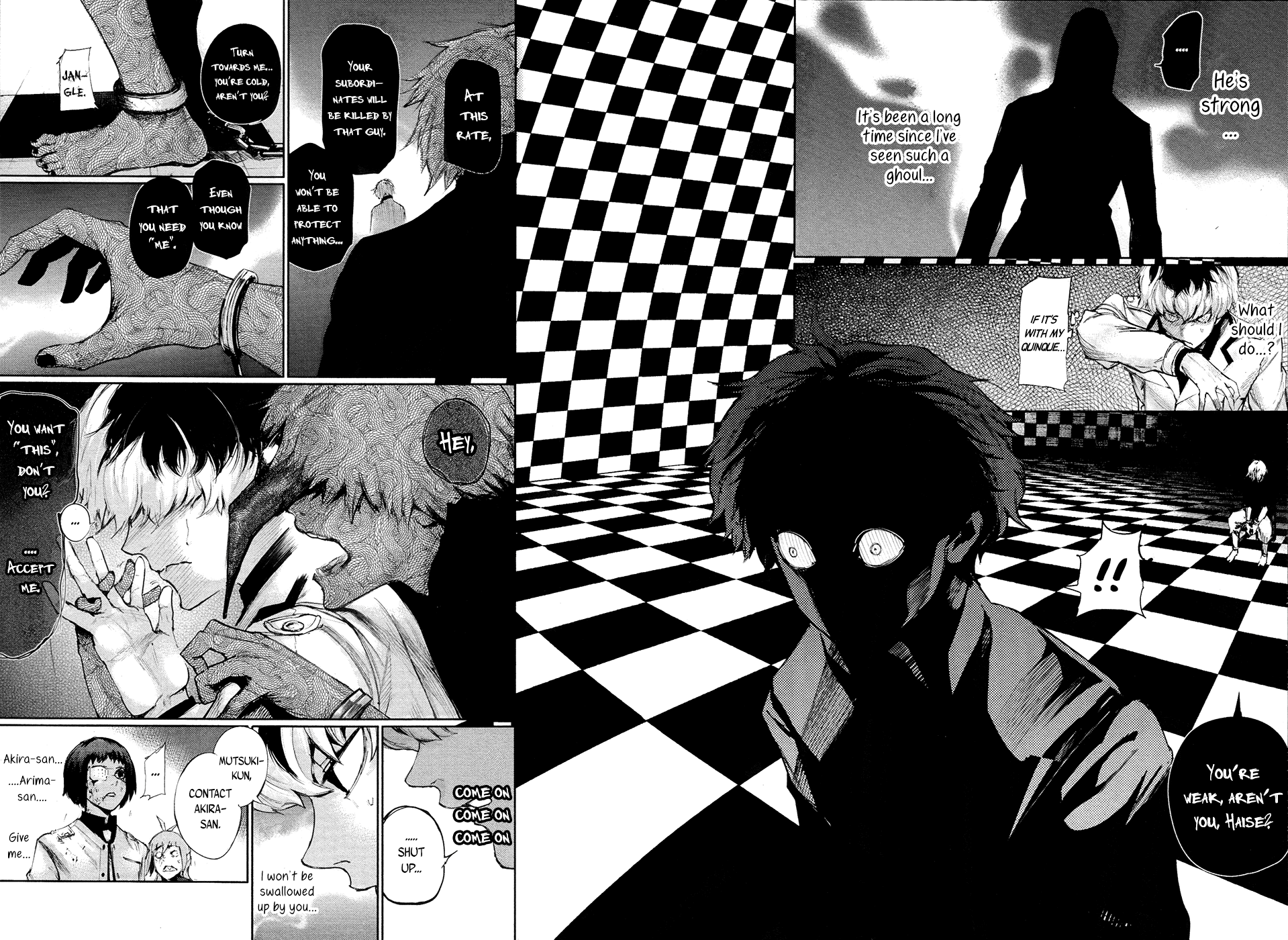 Tokyo Ghoulre Chapter 6  Online Free Manga Read Image 16
