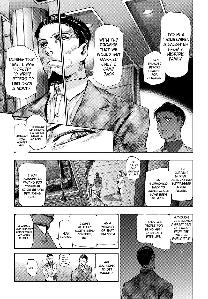 Tokyo Ghoulre Chapter 61  Online Free Manga Read Image 10
