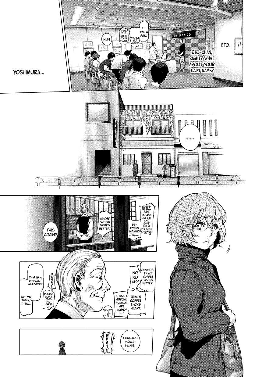 Tokyo Ghoulre Chapter 62  Online Free Manga Read Image 10